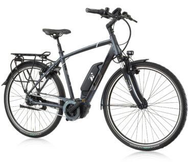 Gudereit Premium E 8.0 Bosch 500Wh Heren Groen