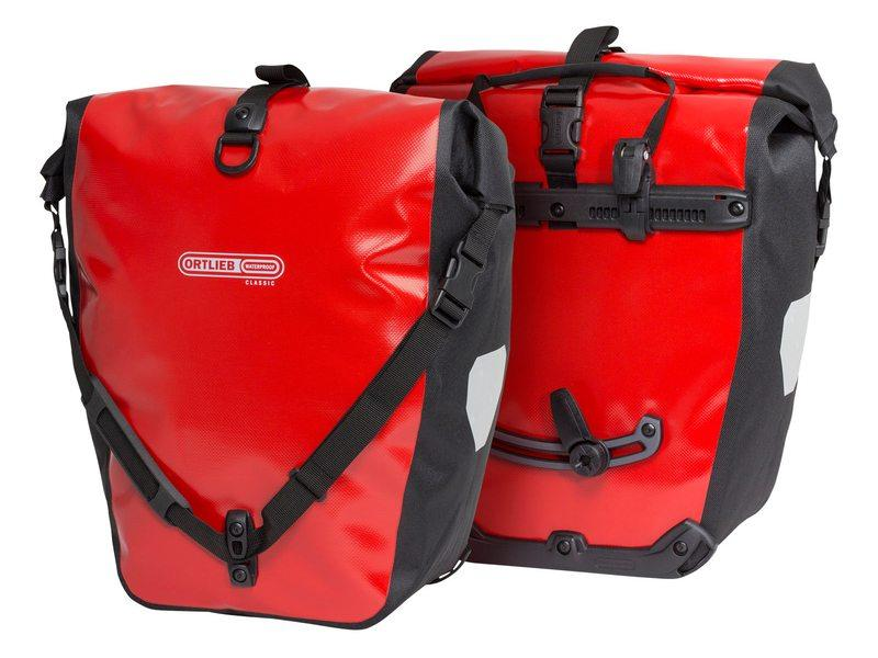 Ortlieb Back-Roller Classic Red F5302 Rood