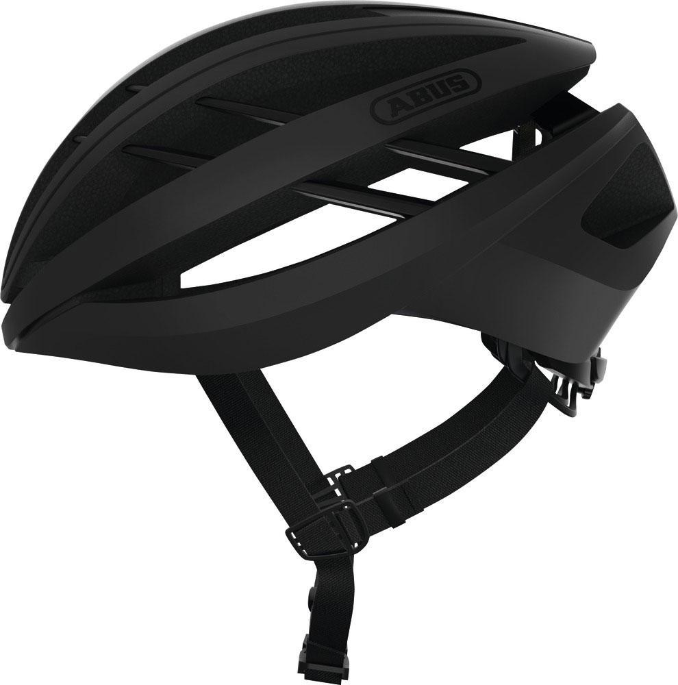 Abus Aventor Racefiets Helm Velvet Black