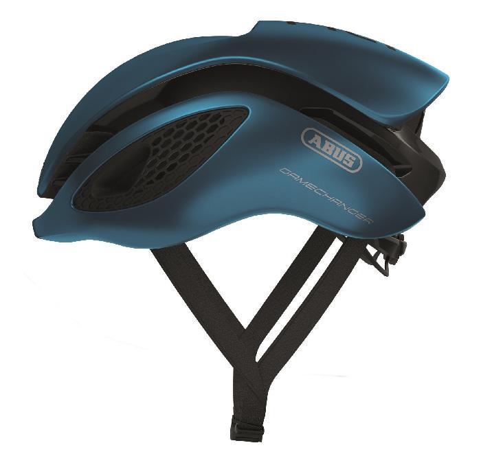 Abus Gamechanger Racefiets Helm Steel Blue