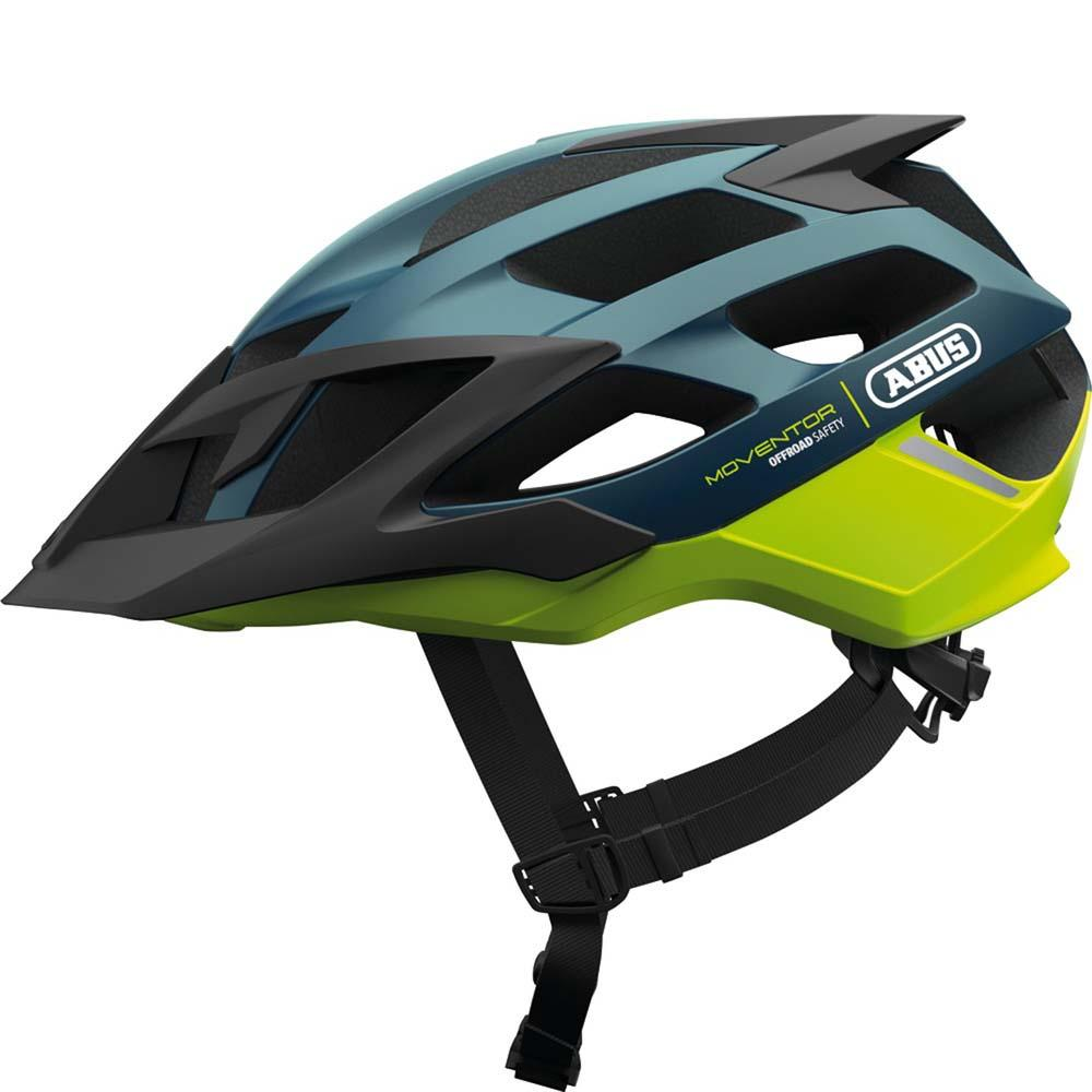 Abus Moventor MTB Helm Midnight Blue
