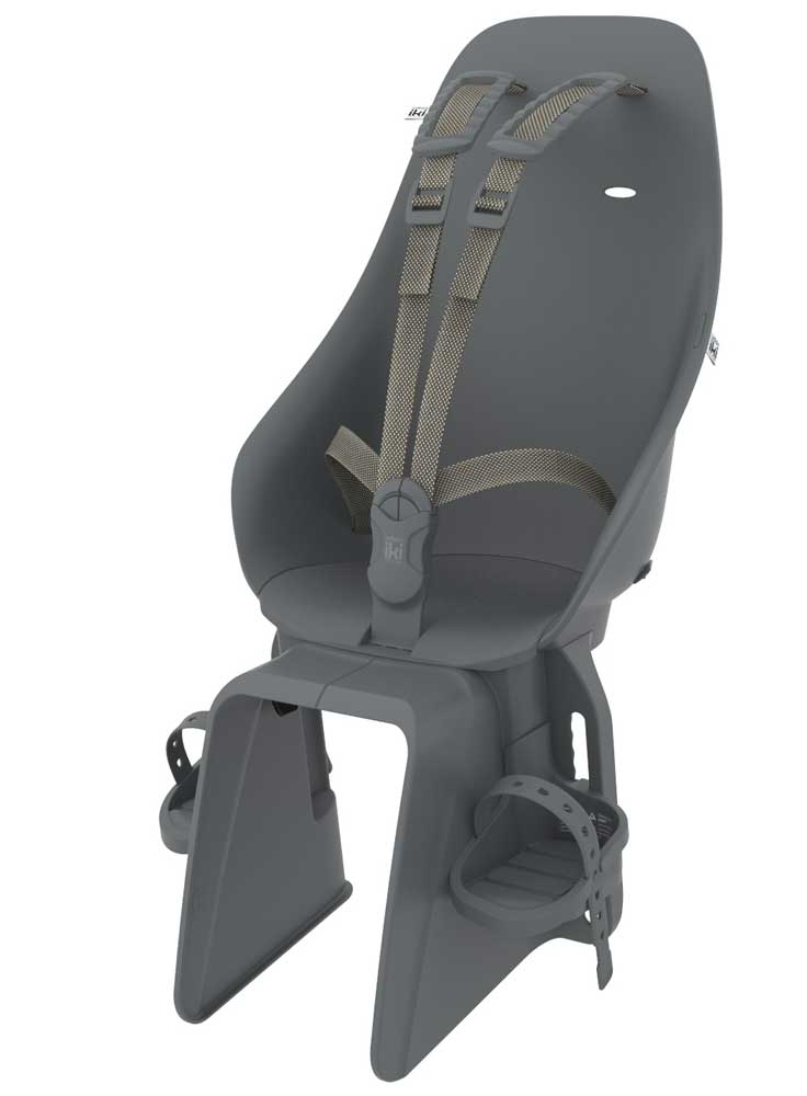 Urban Iki Rear-Seat Black Bincho Black