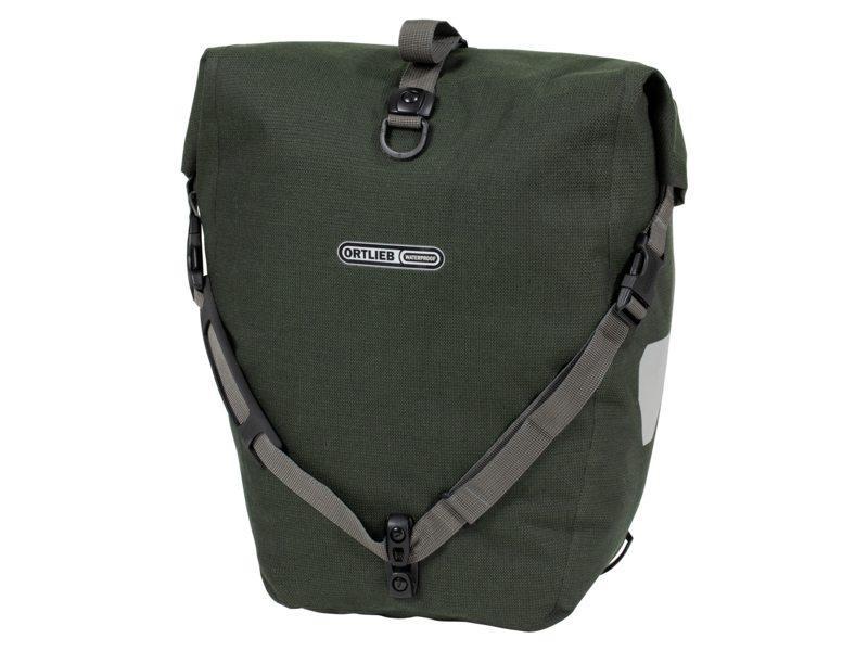 Ortlieb Back-Urban Pine Green F5507 Groen