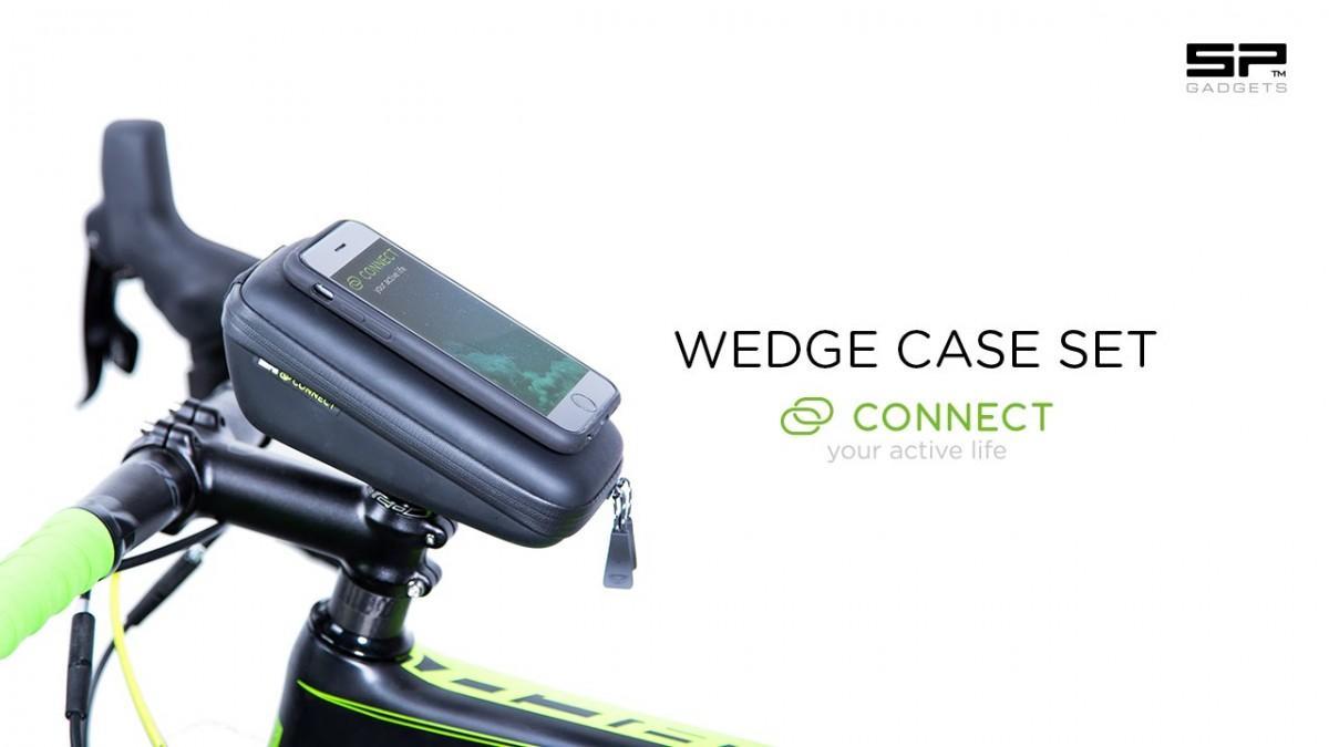 Sp Connect SP Wedge Case Set Zwart