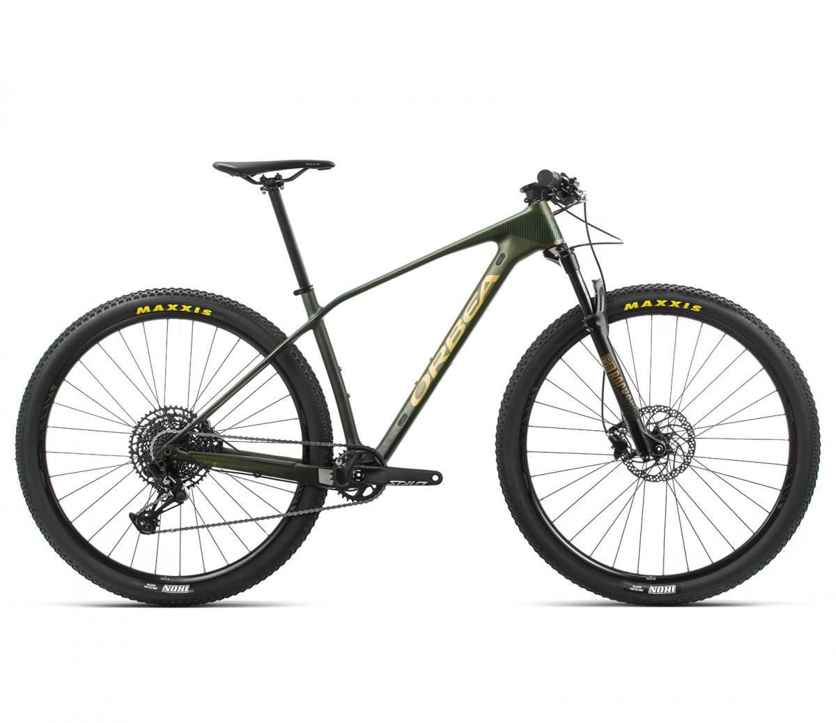 Orbea Alma 29 M50-Eagle M Green/Gold