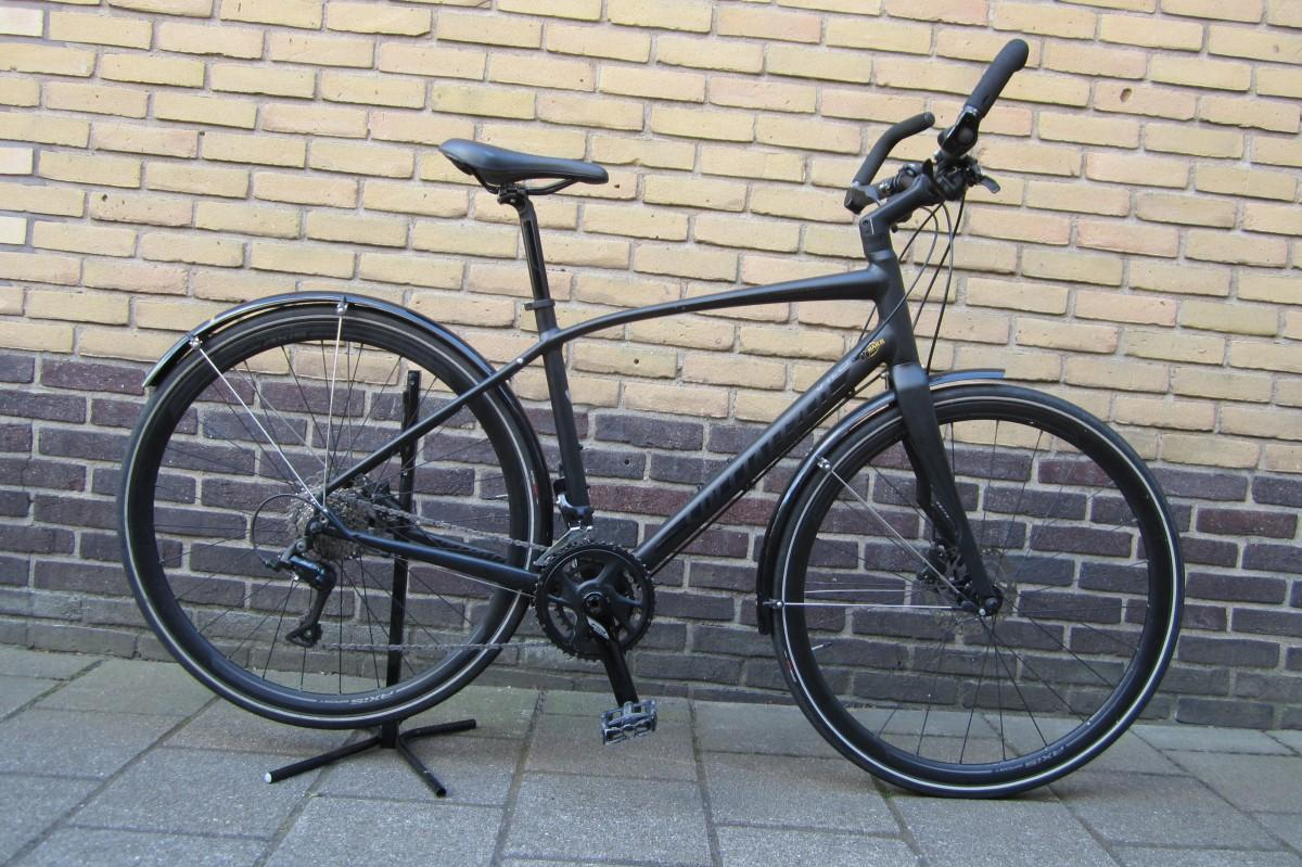Specialized Vita Zwart Heren