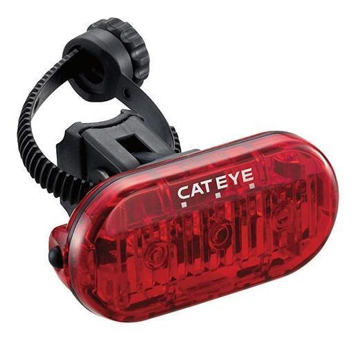 Cateye OMNI 3 LD135 Achterlicht LED (Batterij) Zwart