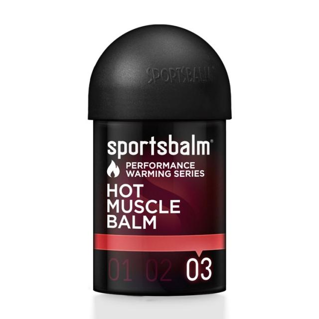 Sportsbalm BALSEM HOT MUSCLE 150ML Red