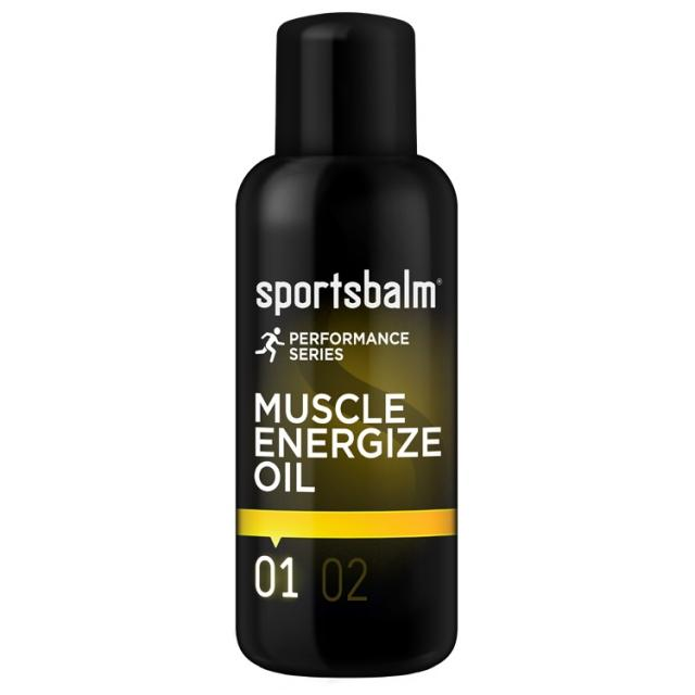 Sportsbalm OLIE MUSCLE ENERGIZE 200ML Yellow