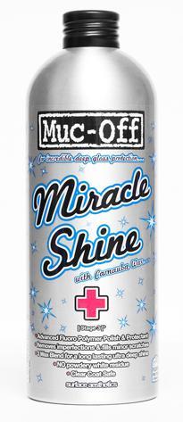 Muc Off Muc-off miracle shine wax 500ml