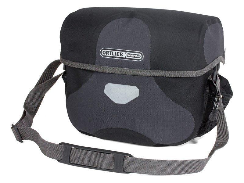 Ortlieb Ultimate-Six Plus Granite F3163 Grijs