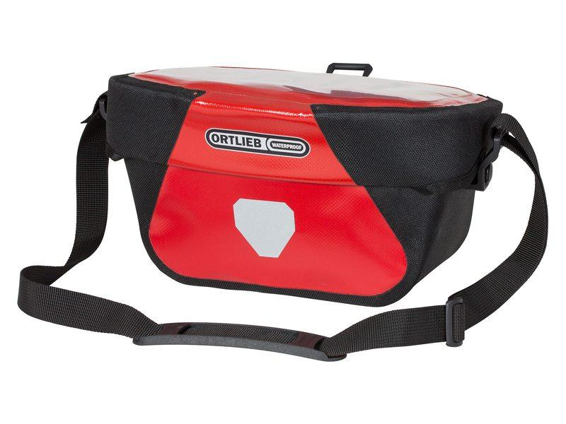 Ortlieb Ultimate-Six Classic Red F3602 Rood