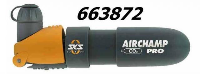 Sks POMP HAND AIRCHAMP PRO CO2 ANTRACIET