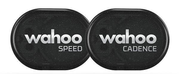 Wahoo Fitness RPM Speed  Cadence Bundle Black
