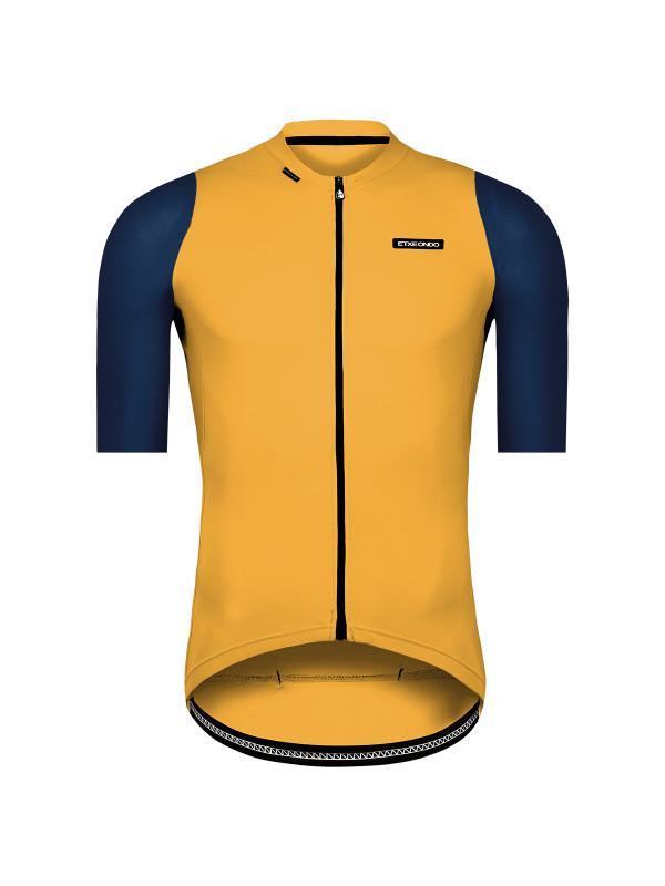 Etxeondo Alde men's yellow/blue jersey