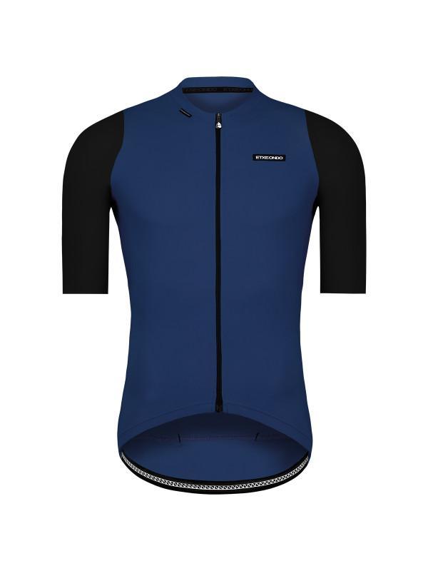Etxeondo Alde men's blue/black jersey