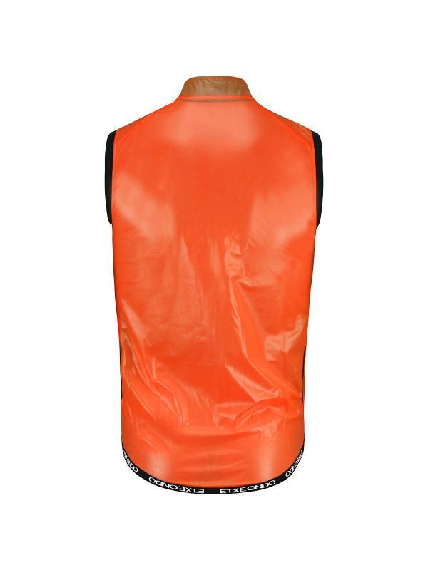 Etxeondo Mens Busti Gilet Orange