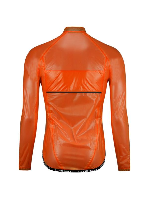 Etxeondo Busti men's neon orange jacket