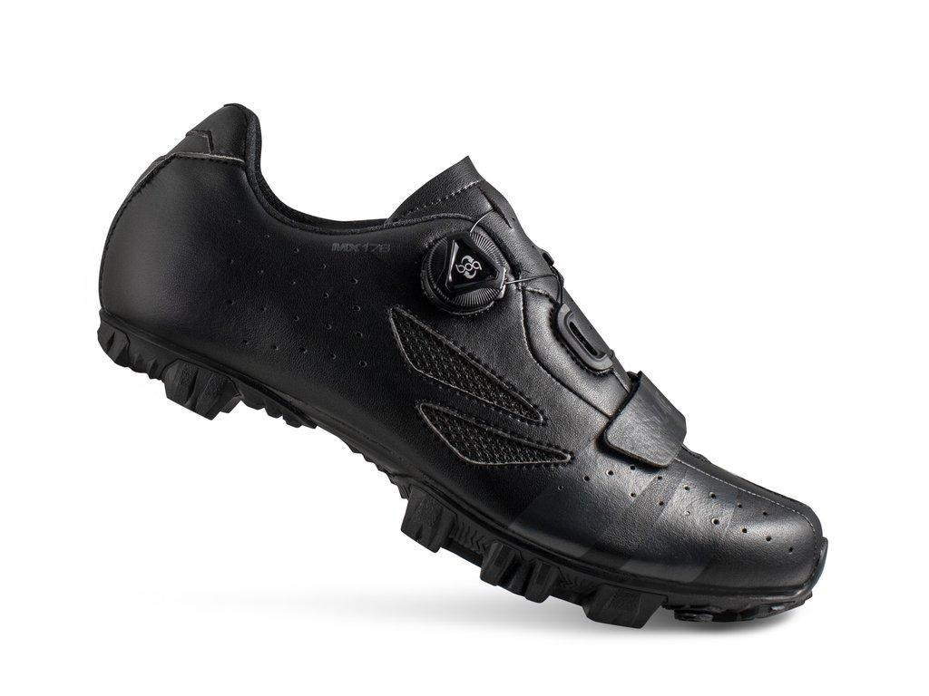 Lake MX176 wide black/grey