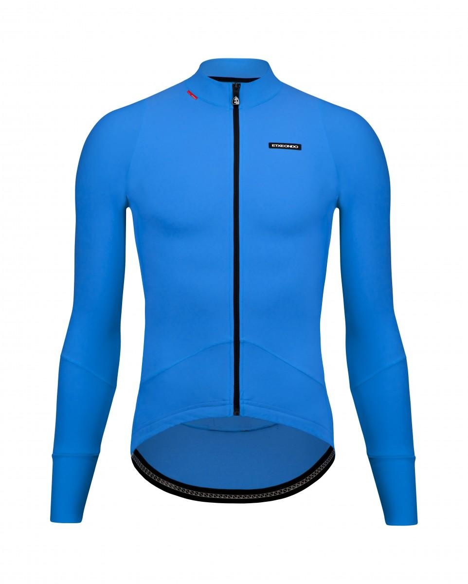 Etxeondo Ibai Mens Jacket Blauw Blue