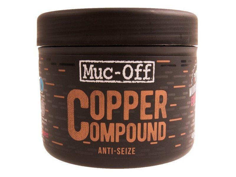 Muc Off Muc-off copper compound 450gr Zwart