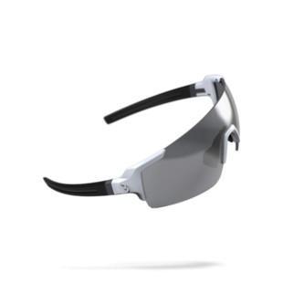 BBB BSG-63 Sportbril FullView Glanzend Wit