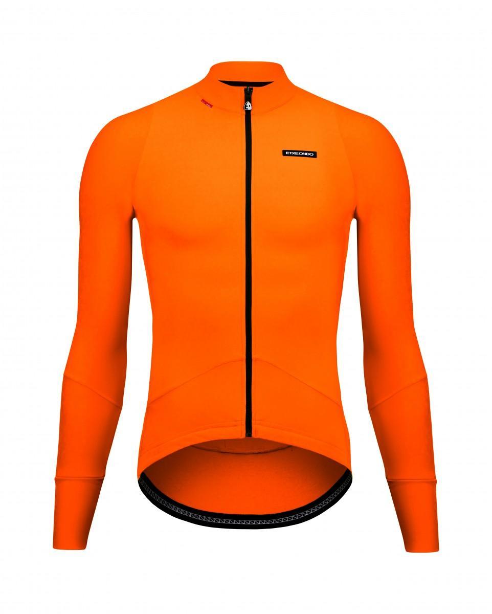 Etxeondo Mens Ibai Jacket Orange