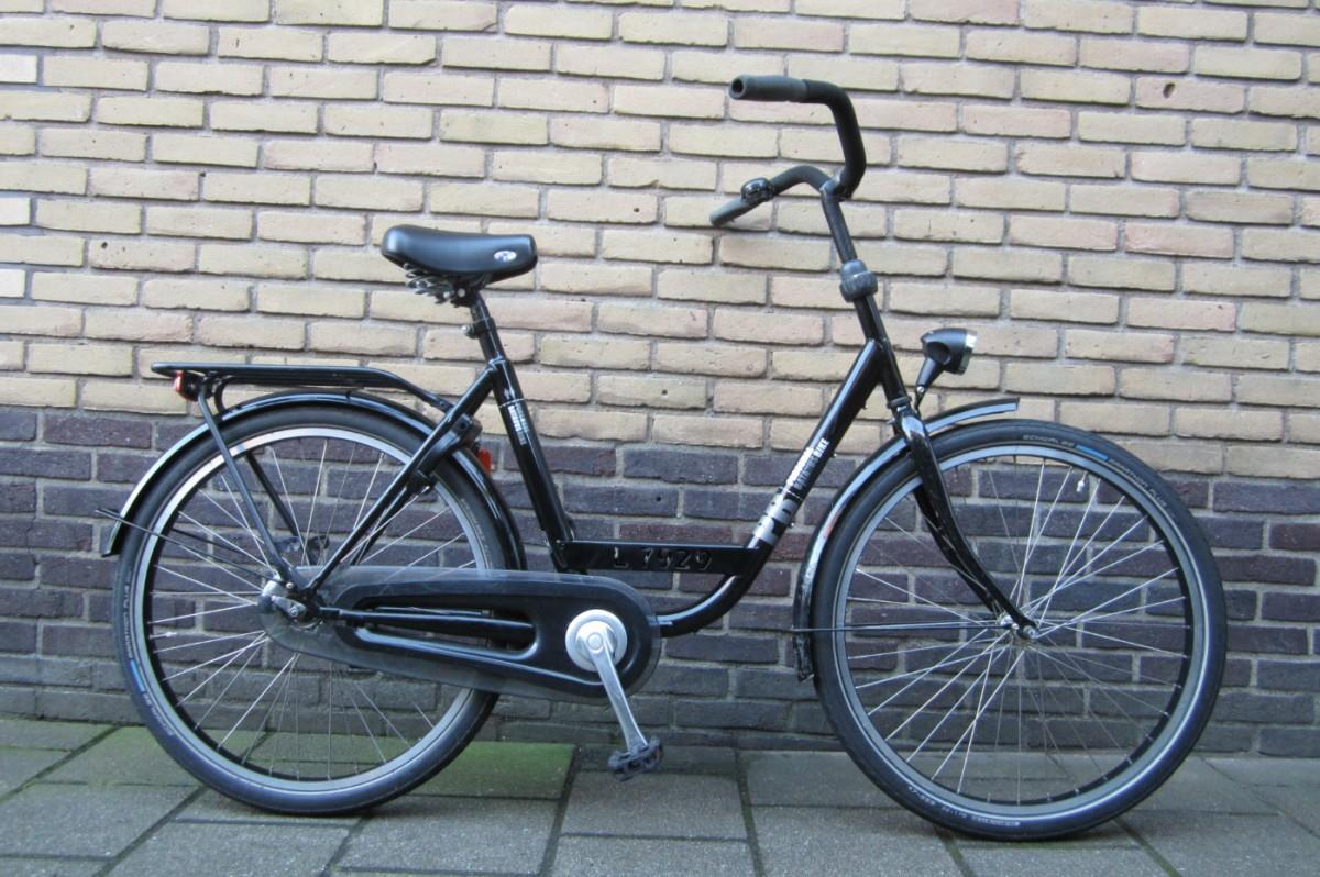 Batavus Personal Bike Plus Zwart