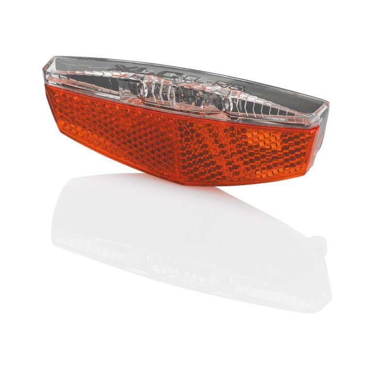 Xlc ACHTERLICHT LED NAAFDYNAMO STL Zwart