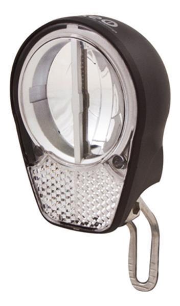 Xlc KOPLAMP ROXEO XB LED BATTERIJ Zwart