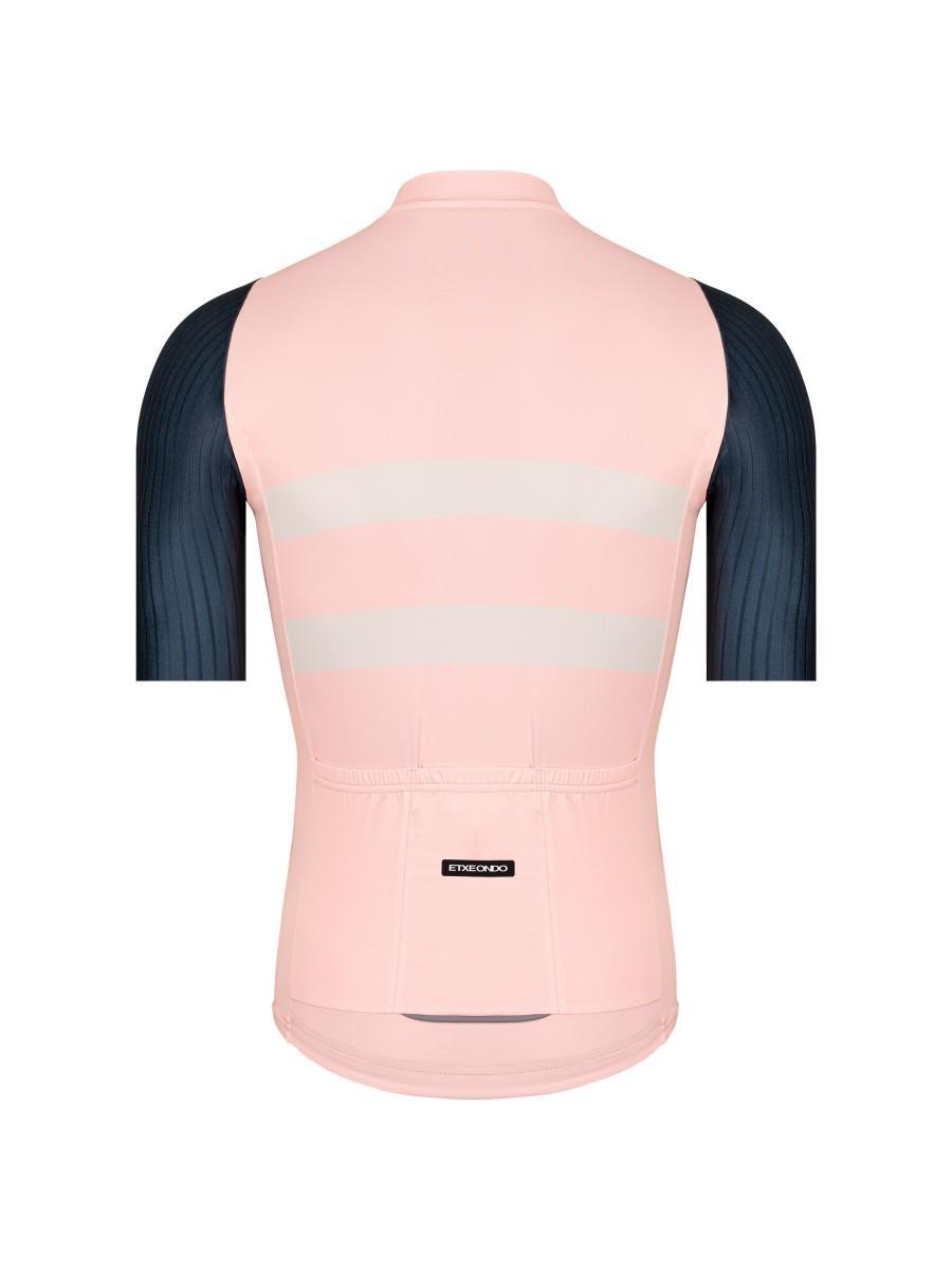 Etxeondo Mens Garai Jersey Pink
